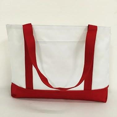 7c38e7a10 Grocery Shopping Tote Bag With Large Outside Pocket