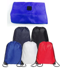 High Quality Foldable Drawstring Bag