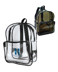 Clear Backpack Thumbnail ToteBagFactory