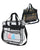 Transparent Black Messenger Bag Clear Stadium Bag