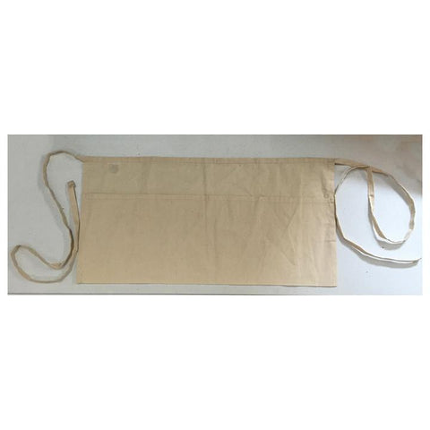 Promotional Waist Apron with Two Pouch Divided Compartments