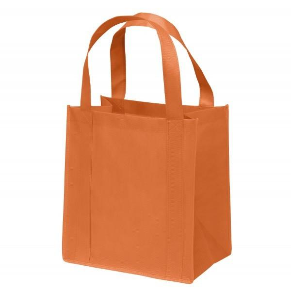 Large Reusable Grocery Bags - Shopping Bags with Hook and Loop Closure -  GN45L af95ad550