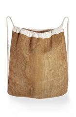 Jute Burlap Drawstring Bags Backpacks