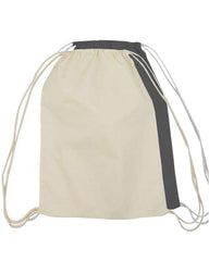 Small Canvas Drawstring Bags & Backpacks