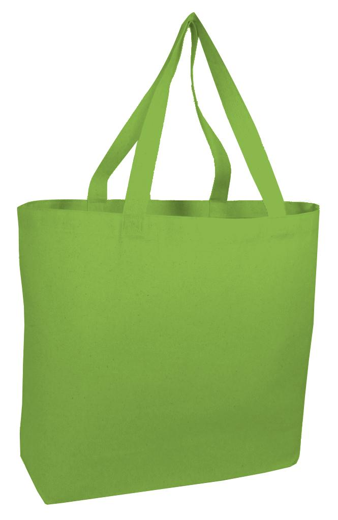 Jumbo Canvas Wholesale Tote Bag with Long Web Handles -TG260 069279d171789