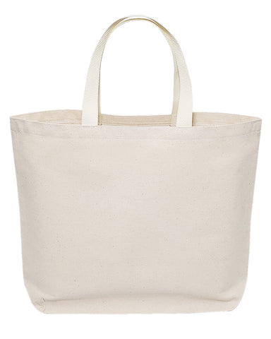 Carry All Canvas Tote Bag - Made in USA