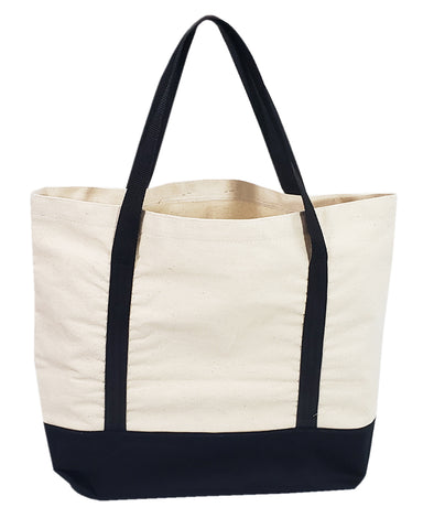 The Ultimate Canvas Market Bag  - Made in USA