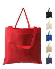 Large Tote Bags - Budget Convention Tote Bag