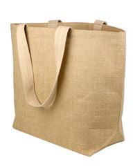 burlap beach bags, jute grocery shopping bags