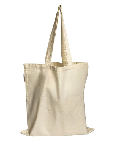 Organic Cotton Canvas Tote Bags - 100% Certified Organic Cotton