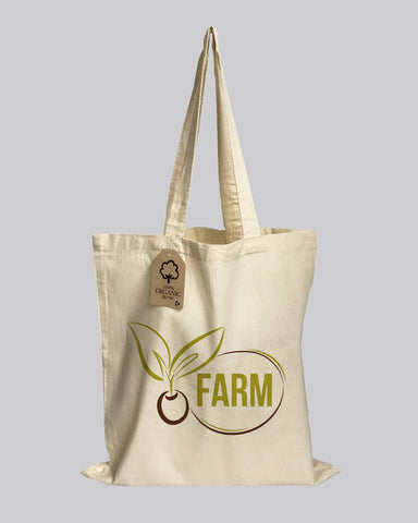 Organic Cotton Tote Bags - Organic Tote Bags With Your Logo