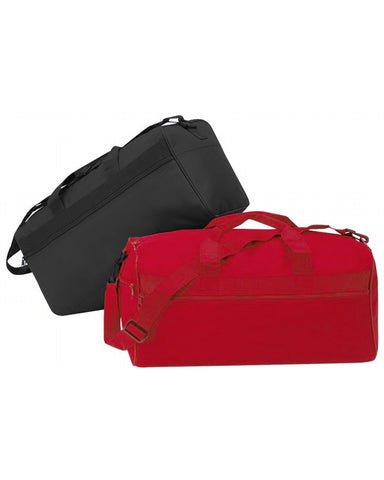 "19"" Standard Poly Duffel Bags with Adjustable Strap"