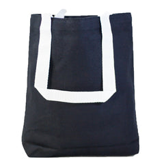 cotton canvas reusable grocery bag