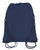 Budget Drawstring Small Packs Navy Color