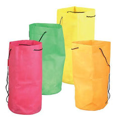 Small Wholesale Drawstring Backpacks in Hundreds of Colors