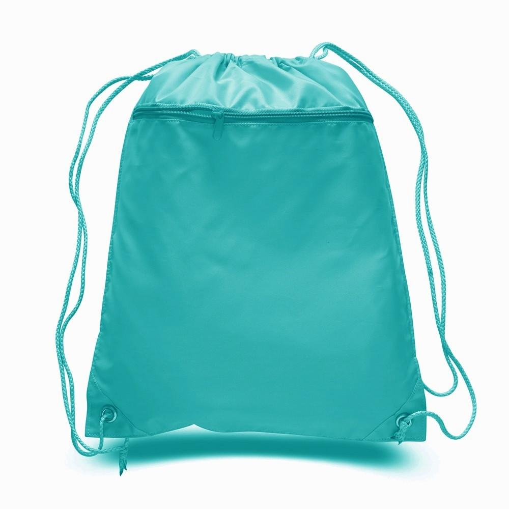 ... Cute Turquoise Sport Drawstring Bags ... 64f91af69