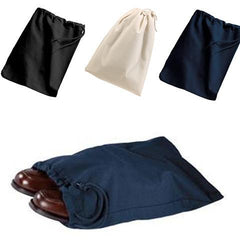 wholesale cotton shoe bags