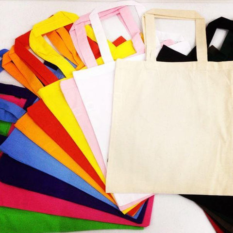Set of 100 - Budget Tote Bags / Gift Bags - NTB10