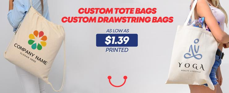Custom Tote Bags, Custom Bags, Tote Bags with Your Logo