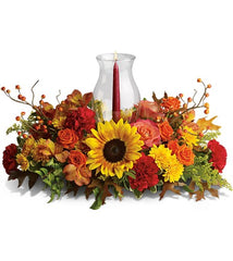 Custom Designed Traditional Thanksgiving Centerpiece