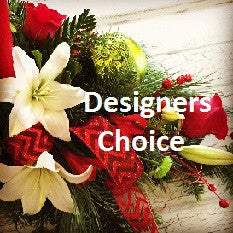 Christmas Centerpiece - Designers Choice