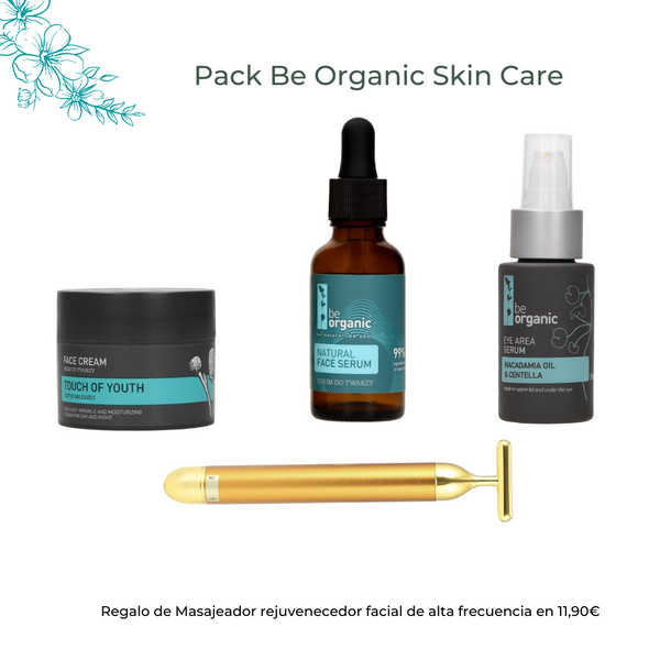 PACK BE ORGANIC SKIN CARE