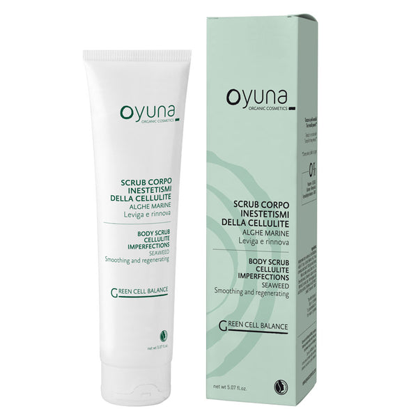 EXFOLIANTE CORPORAL OYUNA GREEN CELL