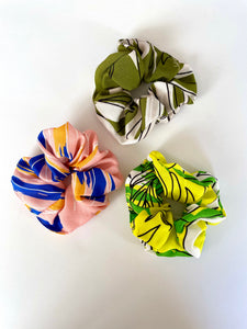 Palm Collection Scrunchies