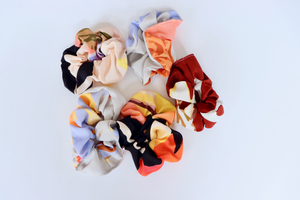 Mahalo Collection Scrunchies