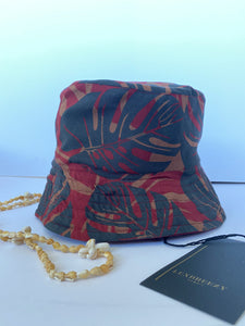 Monstera Bucket Hat