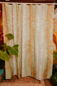 Aloha Lei Shower Curtain