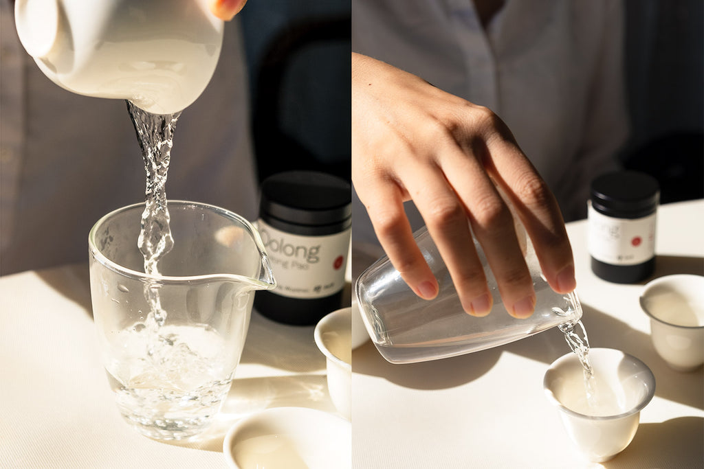 """Warming the fairness cup and """"three sip cups"""""""