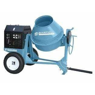 Bartell Global Morrison Concrete Cement Mixer 12cu.Ft. Gx390 Engine - MC12SH390