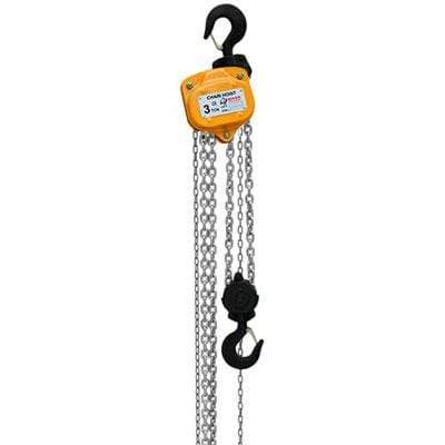 Bison Lifting Equipment 20 5 Ton Manual Chain Hoist 20ft. Lift