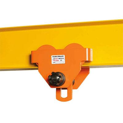 Bison Lifting Equipment PT030 3 Ton Plain Trolley