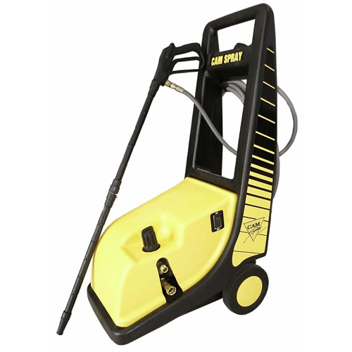 Cam Spray Deluxe Portable Electric Powered 2 gpm, 1000 psi Cold Water Pressure Washer - 1000XDE