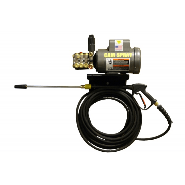 Cam Spray Economy Wall Mount Electric Powered 2.5 gpm, 2700 psi Cold Water Pressure Washer - 2725EWM