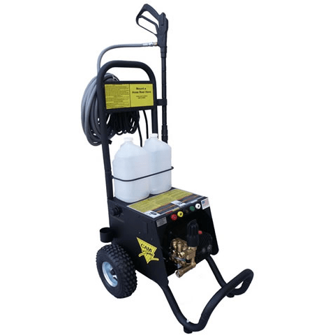 Cam Spray Portable Electric Powered 2 gpm, 1450 psi Cold Water Pressure Washer - 1500AMXDE