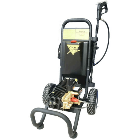 Cam Spray Portable Electric Powered 2 gpm, 1450 psi Cold Water Pressure Washer - 1500AXSDE