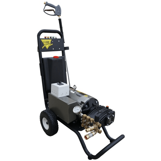 Cam Spray Portable Electric Powered 4 gpm, 3000 psi Cold Water Pressure Washer - 3000XAR-NP