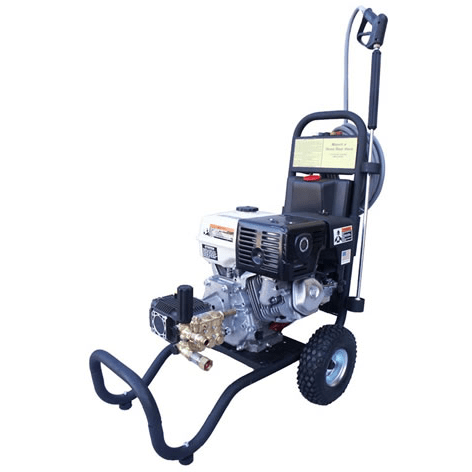 Cam Spray Portable Gas Powered 3.5 gpm, 4000 psi Cold Water Pressure Washer - 4000HXS
