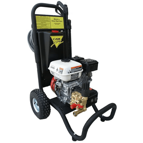 Cam Spray Portable Gas Powered 3 gpm, 2700 psi Cold Water Pressure Washer - 2700HX