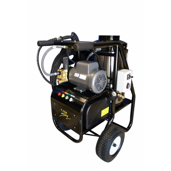 Cam Spray Professional 1000 PSI (Electric - Hot Water) Oil Fired Pressure Washer
