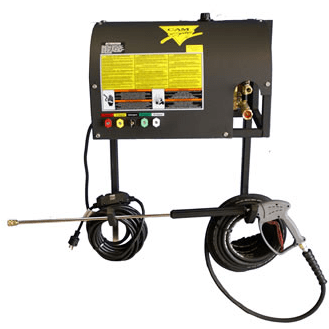 Cam Spray Professional 1500 PSI Wall Mount (Electric - Cold Water) Pressure Washer