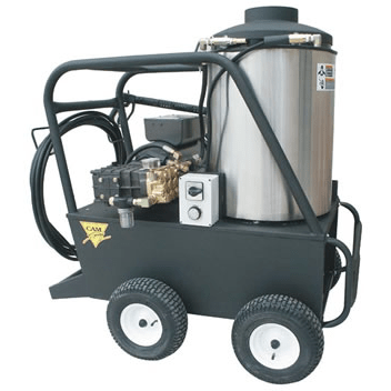 Cam Spray Professional 2000 PSI (Electric - Hot Water) Pressure Washer (230V Single Phase
