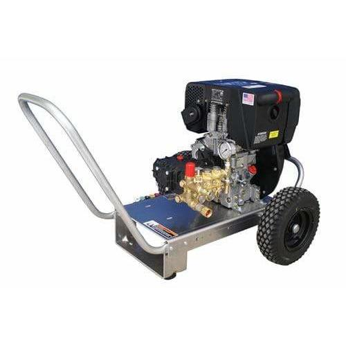 Cam Spray Professional 3000 PSI (Diesel - Cold Water) Aluminum Frame Pressure Washer