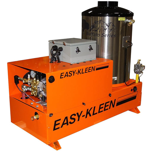 Easy-Kleen 3000 PSI (Propane - Hot Water) Auto Stop Belt-Drive Stationary Pressure Washer (208V 3-Phase) - EZP3010-3-208-A