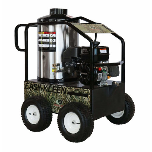 Easy-Kleen EZO2703G-MO 2700 PSI 3 GPM Gas Hot Water Commercial Mossy Oak