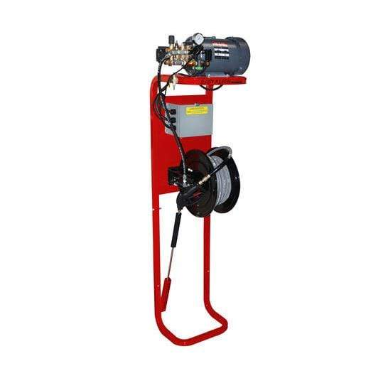 Easy-Kleen Firehouse Professional 2400 PSI (Electric - Cold Water) Rack Mounted Pressure Washer (220V 1-Phase) - FD2435E-GP