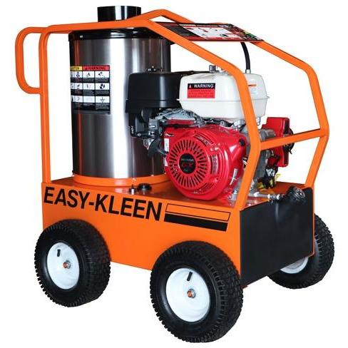 Easy-Kleen Professional 3500 PSI (Gas - Hot Water) Gear-Drive Pressure Washer - EZO3504G-H
